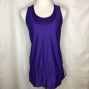 Athleta Purple Top (M)